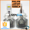 Adjustable 초점 Length Ux-pH4hl-4500lm를 가진 높은 Lumens Philips LED Headlight