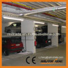 Mutrade 주차 Ptpp 시리즈 차 쌓아올리는 기계 지하실 2 Vechiles 차 주차 시스템