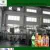 フルーツジュースの洗浄の満ちるキャッピングの生産工場