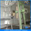 Machine de peau de moutons d'acier inoxydable
