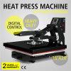 Máquina magnética aberta da imprensa do calor da transferência térmica do automóvel para calças dos t-shirt