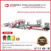 ABS-PC Plastikblatt-Doppelt-Schraubenzieher-Maschine für Beutel und Gepäck