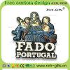 صنع وفقا لطلب الزّبون ترويجيّ هبات مغنيط برّاد مغنطيسات سابحة تذكار برتغال ([رك-بت])