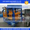 Hydraulische konkrete hohle Maschine des Ziegelstein-Qt4-25/des Blockes mit der hohen Kapazität