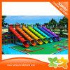 Regenbogen-weiches Plastikplättchen-im Freienwasser-Plättchen 2017 für Verkauf