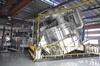 Querstation-Energie-Luft-Vorwärmen-System 2017 für das Kippen des schmelzenden Ofens