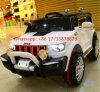 Le véhicule en plastique d'enfants de jeep joue le véhicule à télécommande de gosses