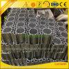 La fábrica de aluminio que produce el disipador de calor del radiador perfila el disipador de calor de aluminio
