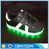2016の方法多彩な子供LEDの靴、連続したシミュレーションの靴