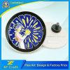 공장 가격 기념품 (XF-BG06)를 위한 주문을 받아서 만들어진 사기질 접어젖힌 옷깃 Pin 기장