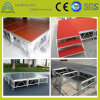 Stadium van de Activiteit van het Triplex van de Partij van de Prestaties van het aluminium het Draagbare Flexibele