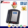 Telefono industriale robusto protetto contro le esplosioni resistente all'intemperie del telefono antiesplosione di Atex