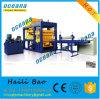 Máquina de fatura de tijolo concreta na boa qualidade