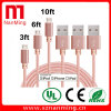 Cable del cargador micro USB Weaving