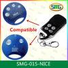 433.92MHz Rolling Code Remote Control Compatible Nice Smilo