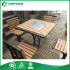 정연한 Outdoor Wooden Table 및 #304 Stainless Steel From Wooden Outdoor Furniture Supplier (FY-051HB)를 가진 Chairs