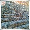 Cesta revestida do PVC Gabion/cesta de Gabions no tamanho 2X1X1m