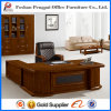 Good Quality를 가진 큰 Size 브라운 Office Table