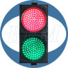 strada trasversale Traffic Light di 200mm Safety