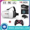Bluetooth Remote Controller + Google Cardboard Vr Box 3D Glasses