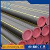 Tailles de pipeline en plastique polycarbonate PE100