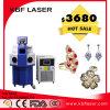 Saldatore caldo del laser della macchina della saldatura a punti del laser dei monili del fornitore di vendita 200W Cina
