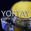 Pigmentos cristalinos del oro de la chispa en la fabricación de la tarjeta de visita