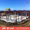 Costruzione facile della struttura d'acciaio dell'installazione per il magazzino