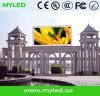 Quadro de avisos ao ar livre da exposição de diodo emissor de luz da cor cheia de P10mm SMD