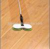 Lavette de vente chaude de ménage, nettoyage électrique tenu dans la main d'étage de lavette