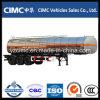 Acoplado líquido del buque de petróleo Cimc 40000L