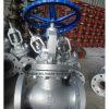 Kohlenstoffstahl Wcb Flansch-Enden-Kugel-Ventile der Form-300lb