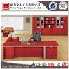최신 판매 나무로 되는 주문을 받아서 만들어진 단단한 나무 행정상 책상 (NS-SL035)