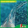 ISO 9001はカラープラスチックきらめきの粉を真珠で飾る