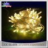 休日の軽く暖かい白LEDのクリスマスの照明/LEDの豆電球/LEDの豆電球ストリングライト