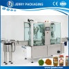 Imbottigliamento automatico della polvere del caffè & macchina di coperchiamento