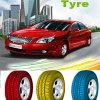 Autoreifen, Van Tire, Colorful Tire