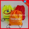 210d resistente Polyester Custom Drawstring Bag