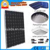 250W TUV/Cec/Mcs/CE Mono-Crystalline Sonnenkollektor