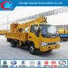 4*2 12-15m高いAltitude Operation Trucks