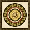 Mischung Design Crystal Tile für Floor Decoration120*120cm