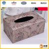 Rectángulo de cuero adaptable del tejido de la fabricación caliente de la venta