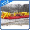 Sports gonflables géants de terrain de football pour l'événement