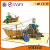 Оборудование спортивной площадки 2016 детей привлекательное деревянное напольное (VS2-6106B)