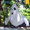 De Decoratie van Halloween huisvesten het Zwarte Spook van de Geest van de Pompoen van de Kat Opblaasbare