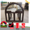 As2047를 가진 Double Glazing Comply를 가진 PVC Arch Window