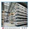 Промышленная вешалка инструмента, вешалка Cantilver крена навального хранения ISO9001/BV стальная, шкаф хранения