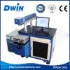 Машина маркировки лазера СО2 высокой эффективности кожаный