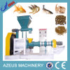 avec du CE Big Capacity 1.8-2.0t/H Floating Fish Feed Extruder Machine