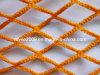 Knotless 안전망, 그물, 안전망 HDPE Contruction